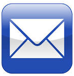 e-mail icon link. looks like a envelope.